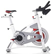 Schwinn AC Performance Plus w/ Carbon Blue Drive Spin Bike Presented By Fitness Mechanics