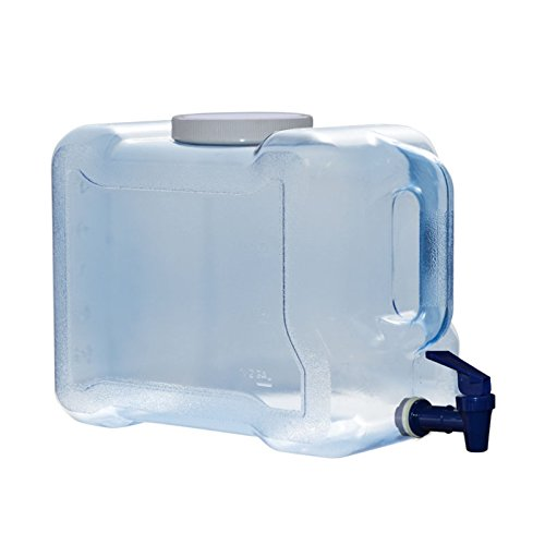 Amazon.com | For Your Water 2 gallon - 7.5 Liter Long Refrigerator ...
