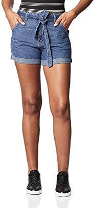 Shorts jeans, Mercatto, Feminino
