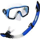 Deep Blue Gear Montego Diving Mask Semi-Dry Snorkel Set