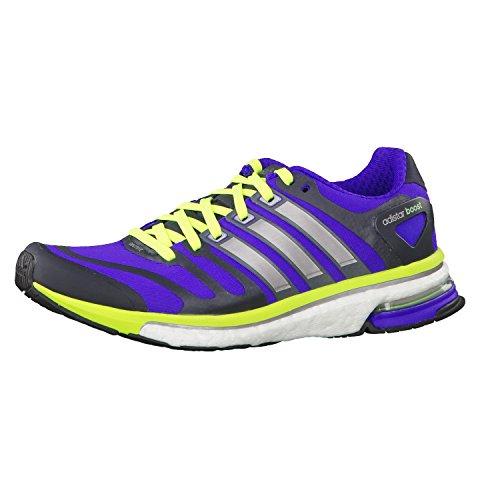 Adidas ENERGY BOOST M Zapatillas par Correr Running Púrpura Negro para Mujer TechFit