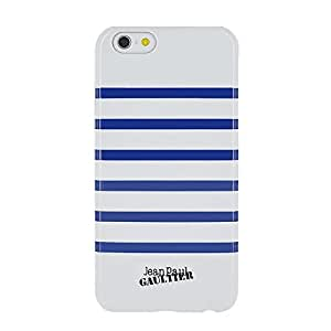 "Jean Paul Gaultier BigBen - Carcasa para Apple iPhone 6 de 4.7"", color blanco y azul"