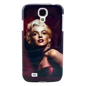 Pretty Marilyn Monroe Hard Shell for Samsung Galaxy S4 I9500