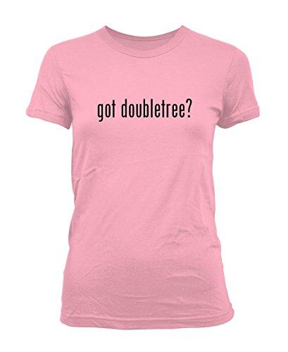 got-doubletree-ladies-juniors-cut-t-shirt-pink-x-large