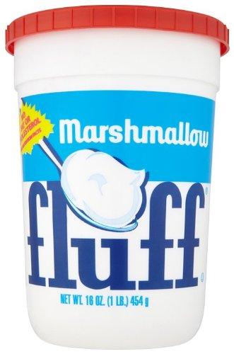 Marshmallow Fluff Original Marshmallow Fluff, 16-Ounce (Pack of 6)