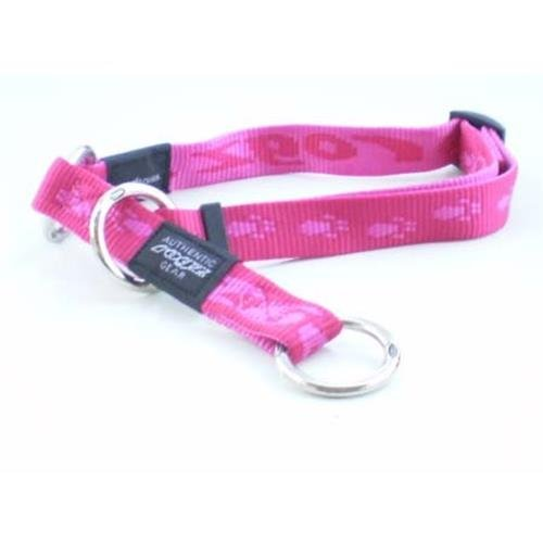 Rogz Alpinist K2 Pink Choker Half-Check - Large