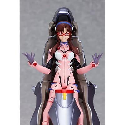 Max Factory Evangelion: 2.0: Makinami Mari Illustrious Figma Action Figure New Plugsuit Ver: Toys & Games