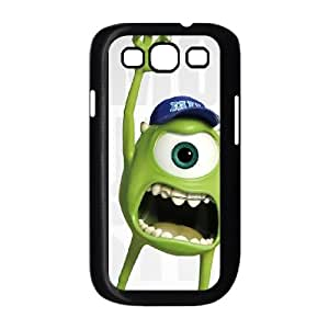 Samsung Galaxy S3 9300 Cell Phone Case Black Monsters, Inc I8249689