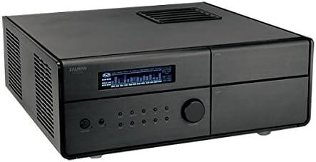 Zalman HD503 Carcasa de Ordenador HTPC Negro - Caja de Ordenador ...