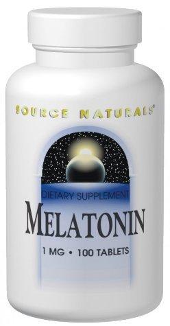 SOURCE NATURALS Melatonin 2 MG, 60 CT