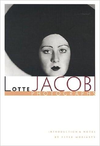 Download Lotte Jacobi: Photographs PDF