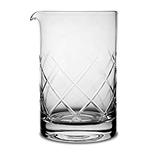 Japanese Style Seamless Mixing Glass Stirring Cocktail by Kotai (750ML)