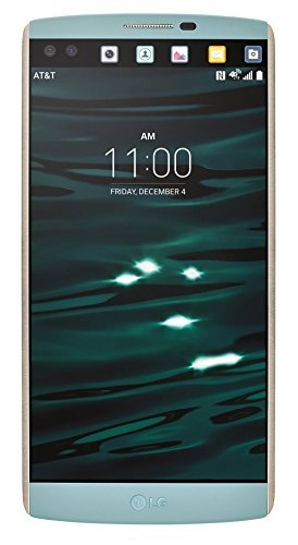 LG V10 H900 64GB Unlocked GSM 4G LTE Hexa-Core Smartphone w/ 16MP Camera - Opal - Hotspot Lg With Phone