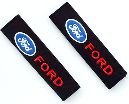 Ford Soft Cushion Seat Belt Shoulder Pads