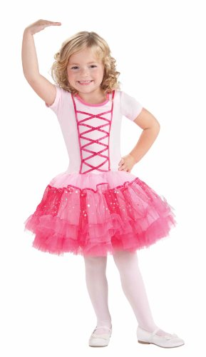 [Forum Novelties Ballerina Princess Child Costume, Toddler] (Ballerina Costumes For Toddler)
