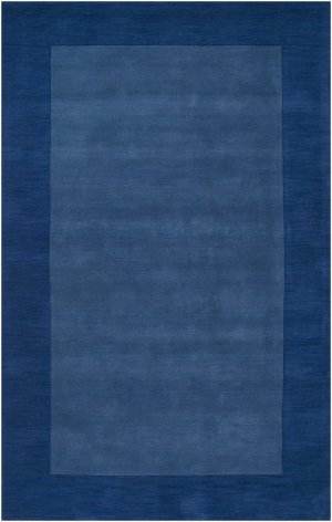 picture of Surya Mystique M-308 Blue Area Rug