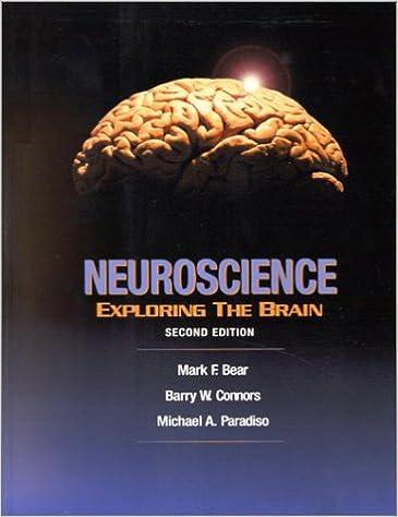 Neuroscience exploring the brain 9780683305968 medicine neuroscience exploring the brain 2nd edition fandeluxe Gallery