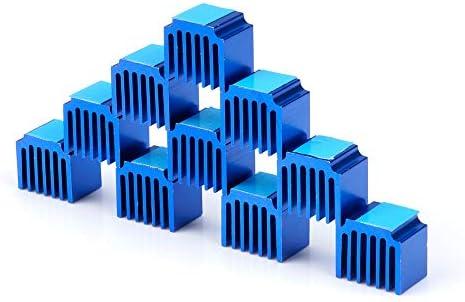 FYSETC - Disipador de calor de motor paso a paso para impresora 3D ...