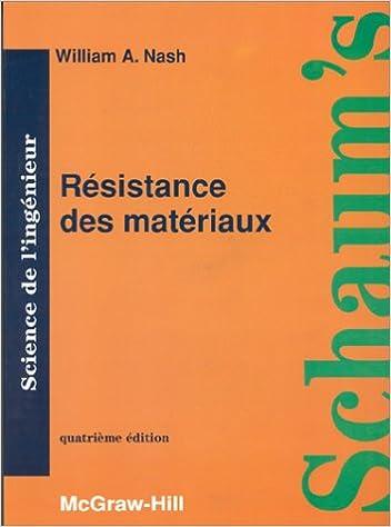 Livres gratuits en ligne Résistance des matériaux pdf, epub