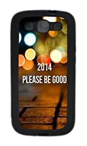 2015 Please Be Good Custom For Ipod Touch 4 Case Cover - Hard - Black