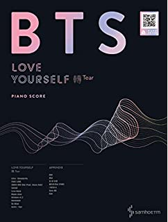 Smyang S Piano Collection For Bts Smyang 9791186471685 Amazon