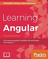 Learning Angular, 2nd Edition Front Cover
