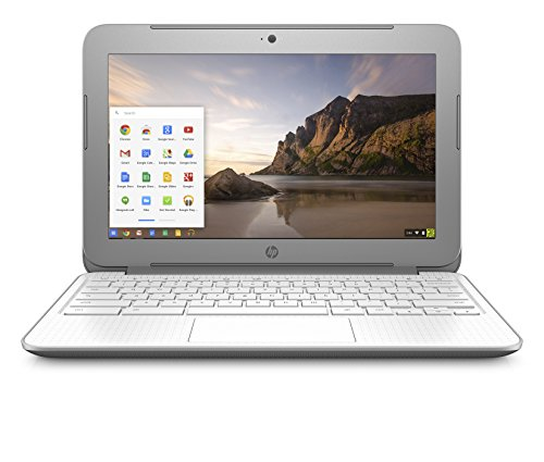 HP Chromebook 14-ak050nr 14-Inch Laptop (Intel Celeron, 4 GB RAM,...