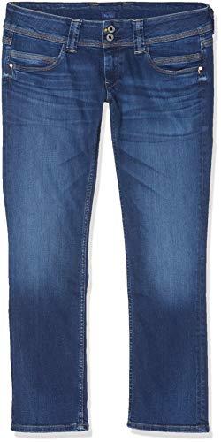 Ch4 JeansVenusJeans StraightDonna Bludenim Dark Pepe Pn80kwO