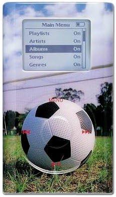 NTP - Carcasa para iPod, diseño de balón de fútbol: Amazon.es ...