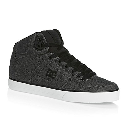 DC High Resin Uomo Shoes da WC Ginnastica TX Scarpe Spartan Se Rinse Basse Grey FF4HUn1x