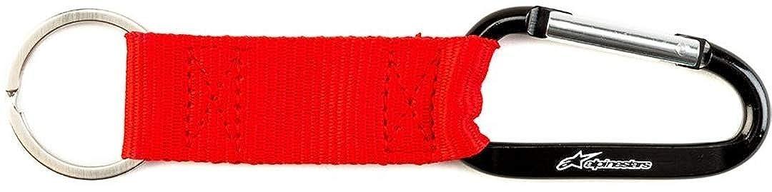 Alpinestars Snap Hook Keyfob - Red: Amazon.es: Ropa y accesorios