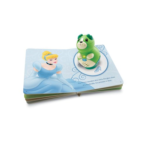 LeapFrog LeapReader Junior Book: Disney Princess: A Heart Full of Love (works with Tag Junior) by LeapFrog (Image #1)