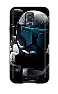 Hot Design Premium NdEPfZK881NEJyf Tpu YY-ONE Galaxy S5 Protection Case(star Wars Commander)