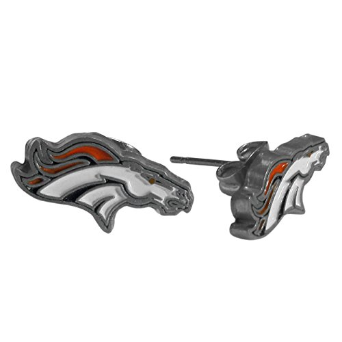 NFL Denver Broncos Stud Earrings