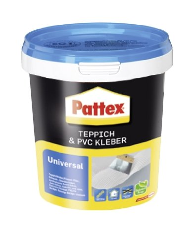 Pattex 1493277  Teppich & PVC Kleber 1 kg