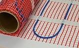 15 sqft HeatTech 120V Electric Tile Radiant Floor Heating Mat