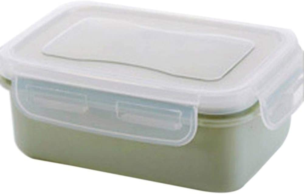 yifei Refrigerator Sealed Crisper Boxes Round Rectangular Lunch Small Bento Box Kitchen Storage Bowl