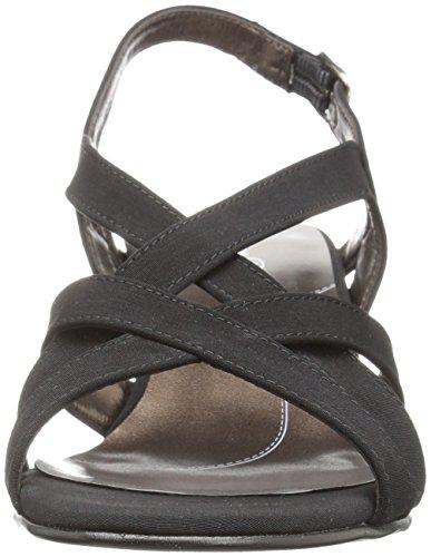 Rose Women Dress Lassie Petals Black Sandal H1wqPFnRH
