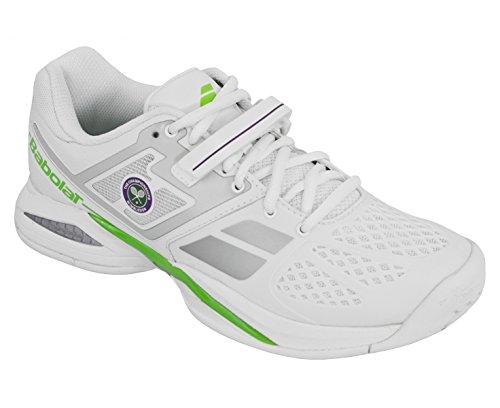 Bpm 150 Propulse Vert Blanc Tennis Bl Wimbledon Babolat Chaussures 5Ypq8FFn