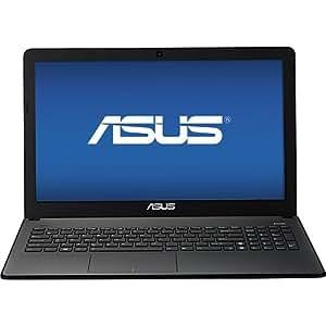 ASUS X501A-BSPDN22 Laptop Computer / 15.6-inch Display Screen / Intel Pentium 2020M Dual-Core 2.4 GHz Processors / 4GB DDR3 RAM Memory / 500GB Hard Drive / 6-cell Battery / Webcam / HDMI / Gigabit Ethernet / USB 3.0 / Windows 8 / Matte Black