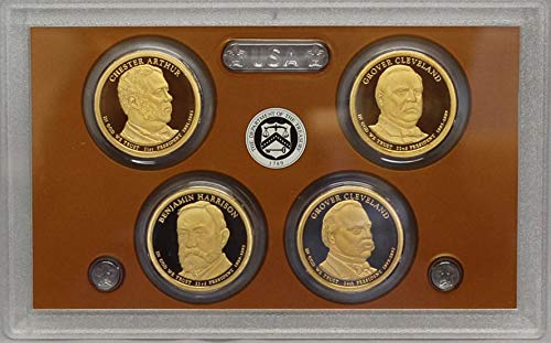- 2012 S US Mint Presidential Dollar Proof