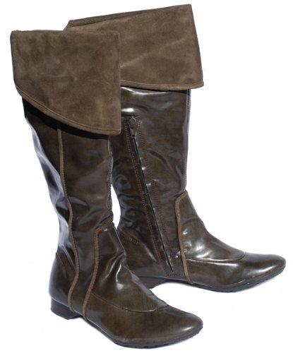 Apepazza Kvinners Andromeda Boot Taupe