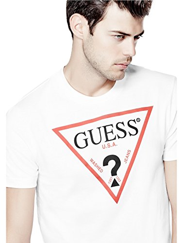 GUESS Men's Stefan Log...G By Guess Logo