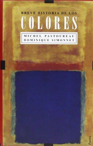 Descargar Libro Breve Historia De Los Colores Michel Pastoureau