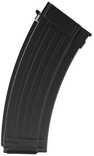 SportPro 500 Round Metal High Capacity Magazine for AEG AK47 AK74 Airsoft – (Airsoft Aeg Metal)