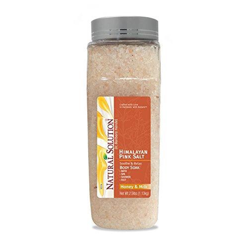 Body Soak, Honey & Milk, 2.5lbs