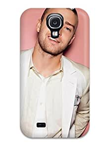 Premium Galaxy S4 Case - Protective Skin - High Quality For Justin Timberlake