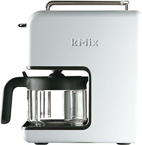 Kenwood CM 030 kMix - Cafetera de goteo con 6 tazas, 1200 W, acero ...