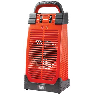 Black & Decker Nichrome Utility Tower Heater BDH-104 | amzn_product_post Black Garage, Shop And Utility Heaters