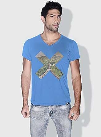Creo Beijing X City Love T-Shirts For Men - L, White